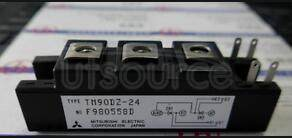 TM90DZ-24 HIGH VOLTAGE HIGH POWER GENERAL USE INSULATED TYPE