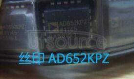 AD652KPZ Monolithic Synchronous Voltage-to-Frequency Converter