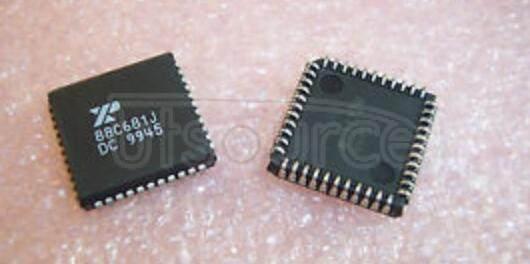 XR88C681J-F CMOS DUAL CHANNEL UART DUART