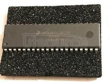 MC908GP32CPE 8 MCU,512-RAM,32K-FLASH