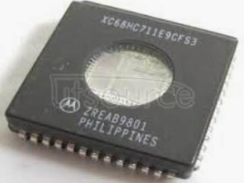 XC68HC711E9CFS3