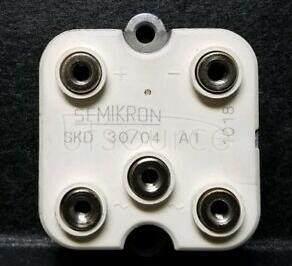 SKD30/04 Power Bridge Rectifiers