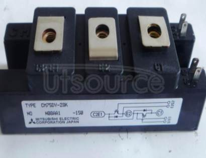 CM75DY-28K HIGH POWER SWITCHING USE INSULATED TYPE