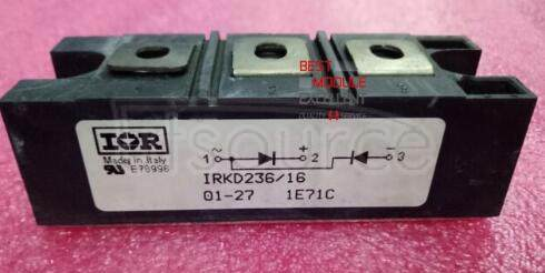IRKD236/16 STANDARD RECOVERY DIODES
