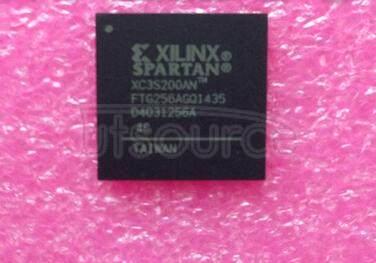 XC3S200AN-FTG256AGQ