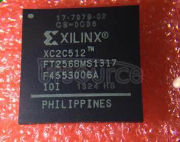 XC2C512-10FT256I