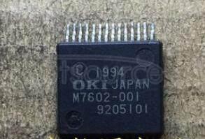 MSM7602-001GS-K