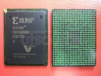 XC2V3000-4FG676I