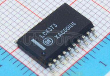 MC74LCX373DWR2G D-Type Transparent Latch 1 Channel 8:8 IC Tri-State 20-SOIC