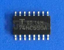 TC74HC590AF 8-BIT BINARY COUNTER/REGISTER WITH 3-STATE OUTPUTS