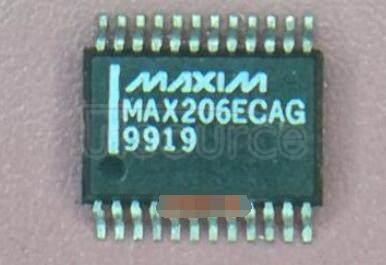 MAX206ECAG+
