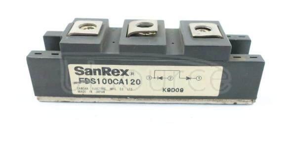 FDS100CA120 DIODE MODULE(F.R.D.)