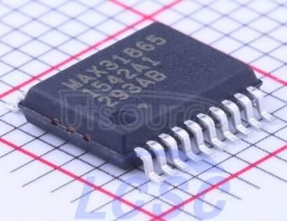 MAX31865AAP+ Temp Monitoring System (Sensor) External Sensor SPI Output 20-SSOP