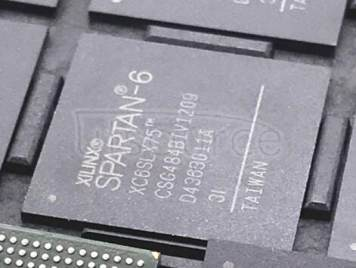 XC6SLX75-3CSG484I