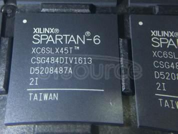 XC6SLX45T-2CSG484I