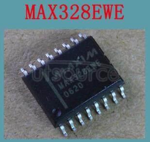 MAX328EWE 8-Channel Analog Multiplexer