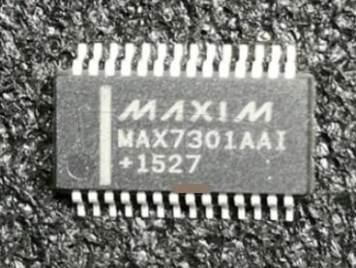 MAX7301AAI+