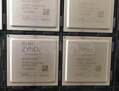 XCZU15EG-2FFVB1156I Quad ARM? Cortex?-A53 MPCore? with CoreSight?, Dual ARM?Cortex?-R5 with CoreSight? System On Chip (SOC) IC Zynq? UltraScale+? MPSoC EG Zynq?UltraScale+? FPGA, 747K+ Logic Cells 256KB 600MHz, 1.5GHz 1156-FCBGA (35x35)
