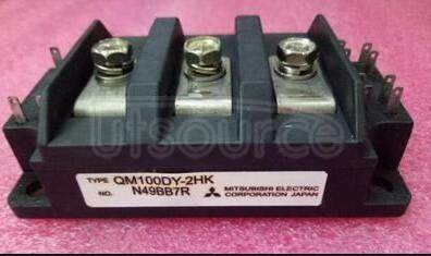 QM100DY-2HK HIGH POWER SWITCHING USE INSULATED TYPE