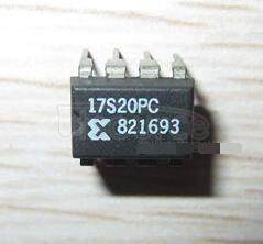 XC17S20PD8C SERIAL PROM FOR 20000 SYSTEM GATE LOGIC