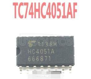 TC74HC4051AF
