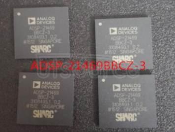 ADSP-21469BBCZ-3