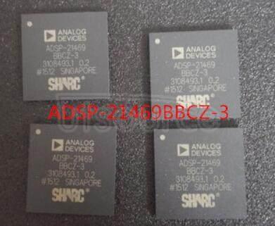 ADSP-21469BBCZ-3 SHARC   Processor