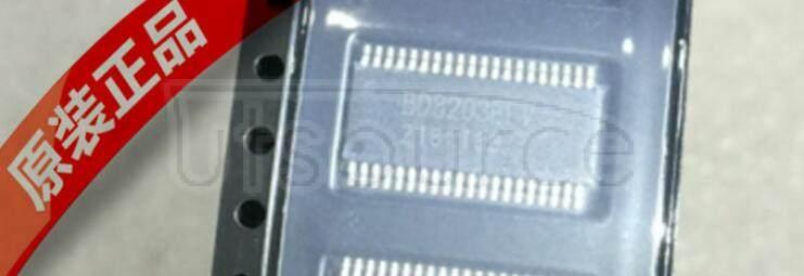 BD8203EFV-E2 IC MOTOR DRVR 7.5V-14V 40HTSSOP