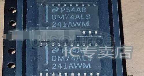 DM74ALS241AWM