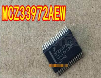 MCZ33972AEWR2 MULTIPLE   SWITCH   DETECT   32SOIC