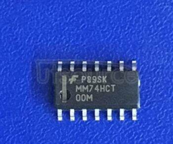 MM74HCT00M
