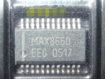 MAX8650EEG+T