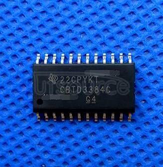 SN74CBTD3384CDW