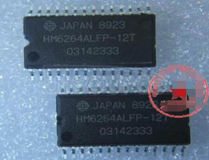 HM6264ALFP12T 8192-word x 8-bit High Speed CMOS Static RAM