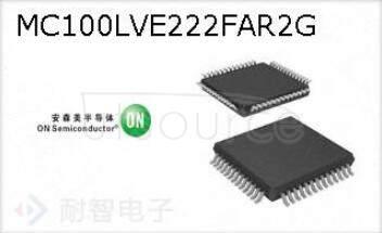 MC100LVE222FAR2G