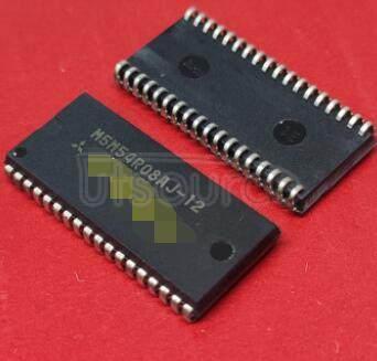 M5M54R08AJ-12 4194304-BIT   (524288-WORD  BY  8-BIT)   CMOS   STATIC   RAM