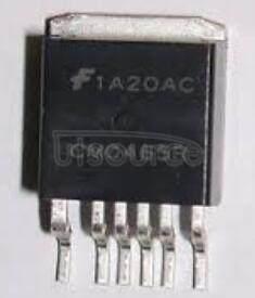 FSCM0465RJX Converter Offline Flyback Topology 66kHz D2PAK-6