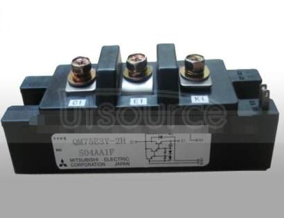 QM75E3Y-2H HIGH POWER SWITCHING USE INSULATED TYPE