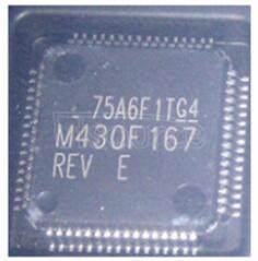 MSP430F167IPM