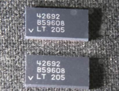 LTC4269IDKD-2#PBF Power Over Ethernet Controller 1 Channel 802.3at (PoE+), 802.3af (PoE) 32-DFN (7x4)