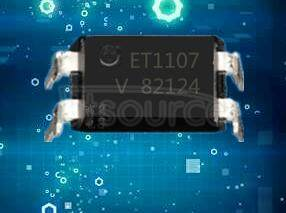 TCET1107 Optocoupler; No. of Channels:1; Isolation Voltage:5000Vrms; Optocoupler Output Type:Transistor; Input Current Max:50mA; Output Voltage Max:70V; Package/Case:4-PDIP; Operating Temperature Range:-40 C to +100 C RoHS Compliant: Yes