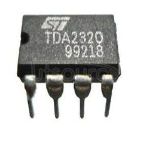TDA2320 Preamplifier for Infrared Remote Control Systems