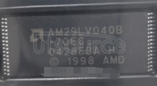 AM29LV040B-70EC