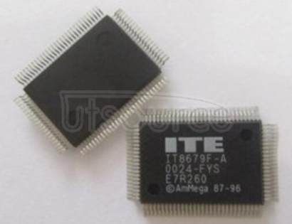 IT8679F-A Advanced   Input  /  Output   (Advanced   I/O)   Preliminary   Specification   V0.5