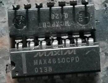 MAX4610CPD