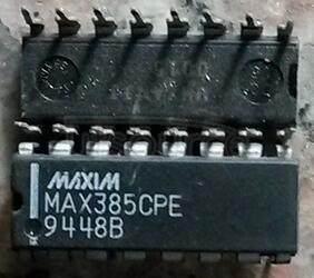 MAX385CPE+