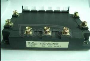 6MBP200JA060 IGBT-IPM