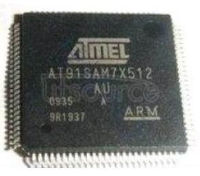 AT91SAM7X512-AU