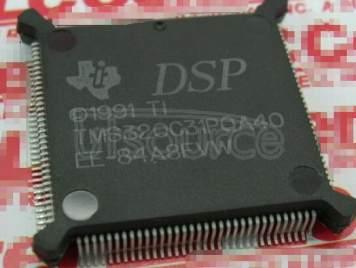 TMS320C31PQA40