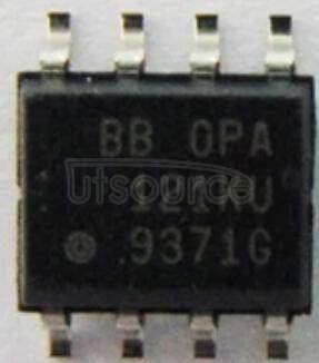 OPA121KU Low Cost Precision Difet Operational Amplifier 8-SOIC 0 to 70
